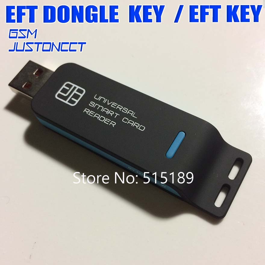 EFT DONGLE - GSMJUSTONCCT -B2