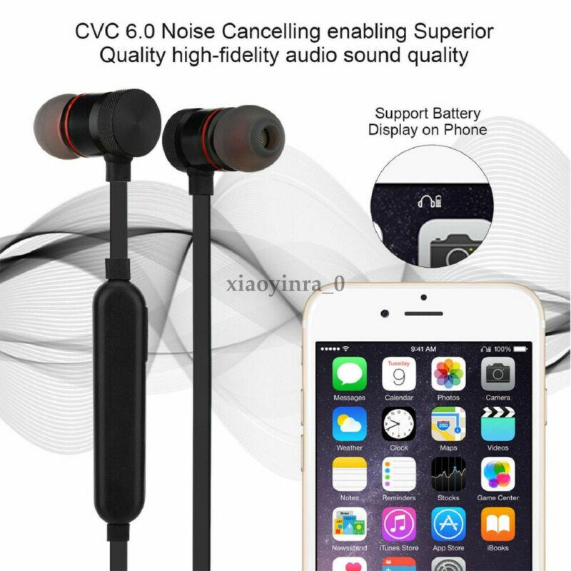 2019 Wireless Bluetooth Sport Headset Headphone Twin Earbuds Ear Hook Stereo Earphones Gaming Headphones