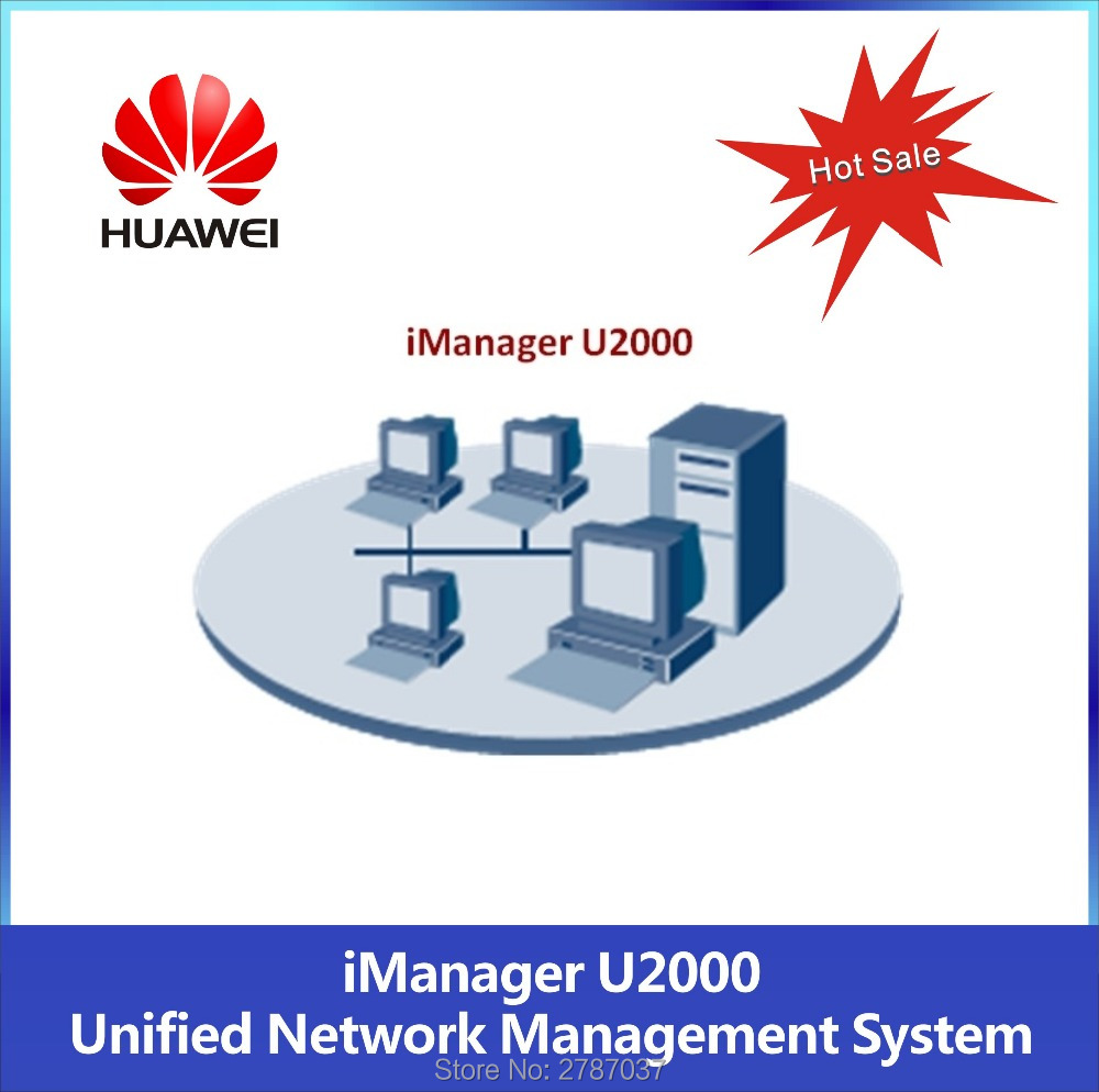 US $300 0 |Aliexpress com : Buy Hua wei imanager U2000 management software  for gpon epon MA5680/5608/5683t olt from Reliable Fiber Optic Equipments