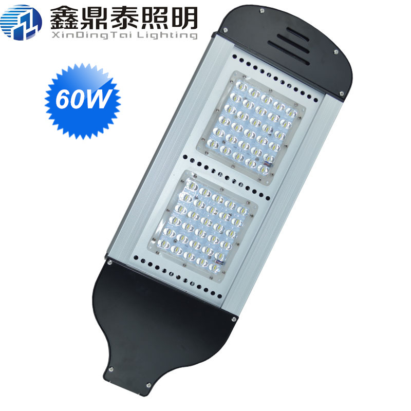 10 pcs 60w led street light 12V 24V or AC85 265V IP65 2 year warranty 60W led street light 130 140LM/W LED led street light