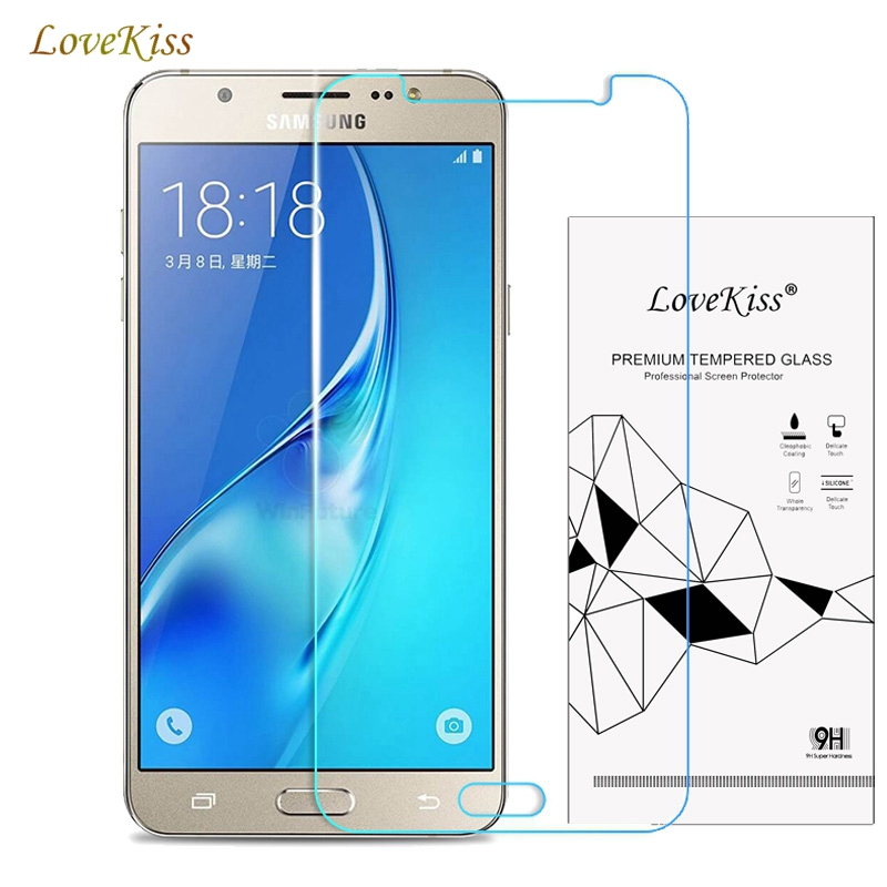 9H Tempered Glass For Samsung Galaxy A3 A5 J1 J3 J5 2016 2015 J2 J5 Prime G355H G530 G360 S3 S4 S5 S6 Mini Screen Protector Case
