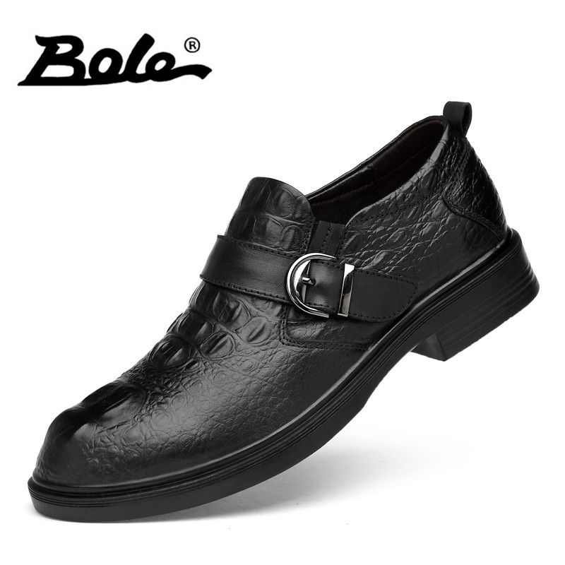 87b579dd0ed ... Large Size 36 49 Men Genuine Leather Shoes Height Increasing 4cm Men  Casual Shoes High Quality Men Dress Shoes Fashion on Aliexpress.com