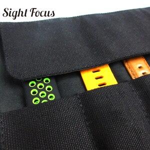 Image 4 - Watch Band Organizer Watchband Protable Storage Bag For Garmin Samsung Apple Suunto Quartz & Mechanical strap traval Pouch Case