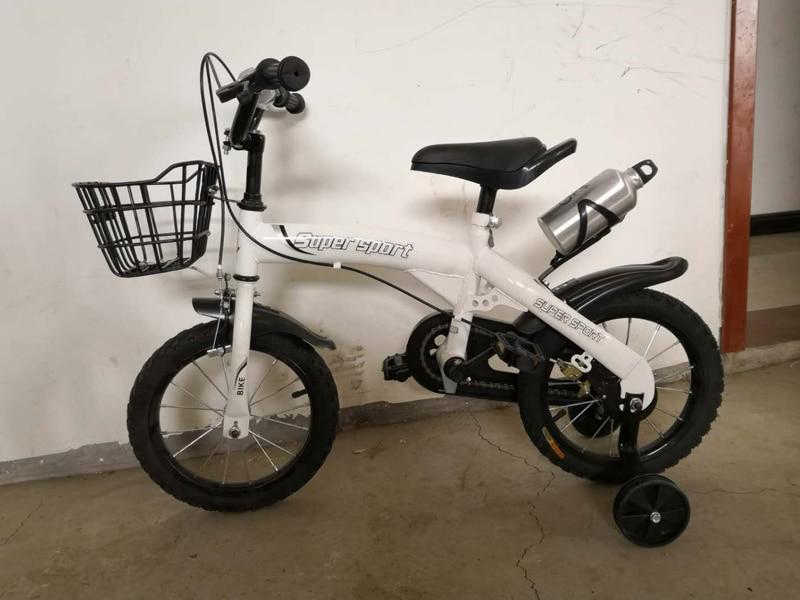 HTB1HcalQSzqK1RjSZFjq6zlCFXaT Children's bicycle 12 inch / 14 inch / 16 inch / two wheel bike boy girl bicycle Multi-color optional kid's bike