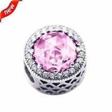 Pandulaso Mujer de BRICOLAJE APRECIACIÓN Encanto pulsera de Perlas para La Joyería Que Hace Fit Esencia Esencia 100% 925 joyería de plata esterlina