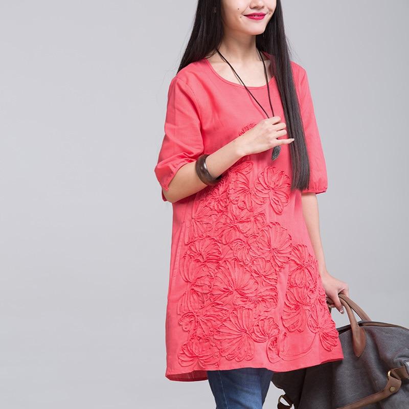 3752099af2 2019 New Spring Summer Pregnancy Clothing Plus Size O neck ...