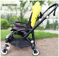 Domestic Accessories Bugaboo Bee5 Bee3 Baby Cart Customized Handrails Front Fence Guardrail Spot Mail