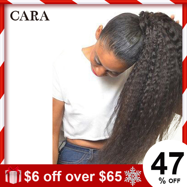 Image Is Loading Real Wave Claw Clip In Drawstring Ponytail
