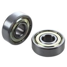2 x 608ZZ 8 x 22 x 7mm Shielded Deep Groove Radial Ball Bearing стоимость