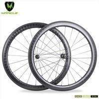 OEM 2018 Tubular Carbon Road Wheels 700C 50mm 27mm Bicycle Wheelset RF13 with Basalt Brake Surface Carbon Bike Wheel