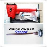 High Quality 425K pneumatic nail gun nail U shaped aluminum nail Air gun Free Shipping
