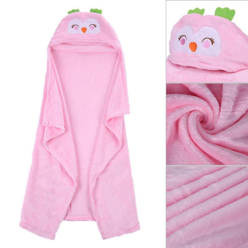 Grote baby badhanddoeken Wrap Cartoon dier Hooded Baby baby - Baby verzorging - Foto 5