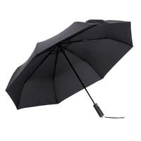 Xiaomi Mijia Automatic Umbrella Quick dry Nanofabrics Foldable Mini Portabel Sunny Rainy Aluminum Windproof UV proof Black
