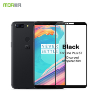 MOFi For Oneplus 5T Tempered Glass 3D Full Cover Screen Protector For Oneplus 5T Protective Film
