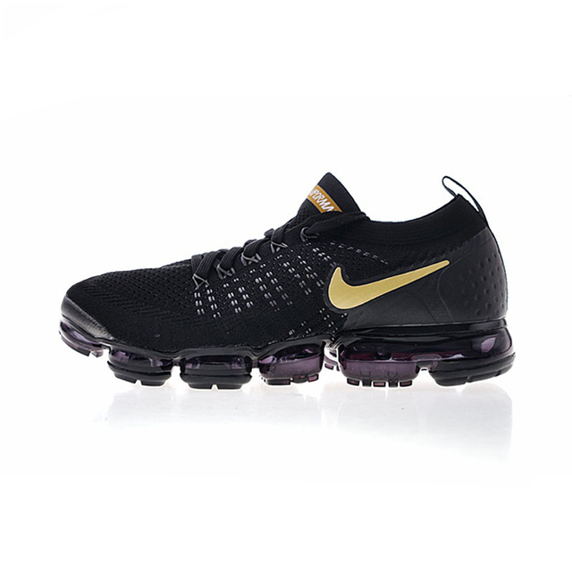 Original NIKE AIR VAPORMAX FLYKNIT 2 Men and Women Running Shoes Sneakers Sport Outdoor Shoes Men's Sports Classic Shoes DMX 5