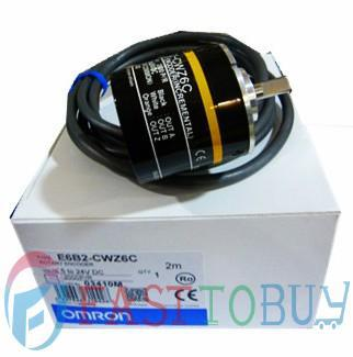 E6C2-CWZ6C  Encoder 400P/R 2M 5~24VDC Brand New  цена и фото