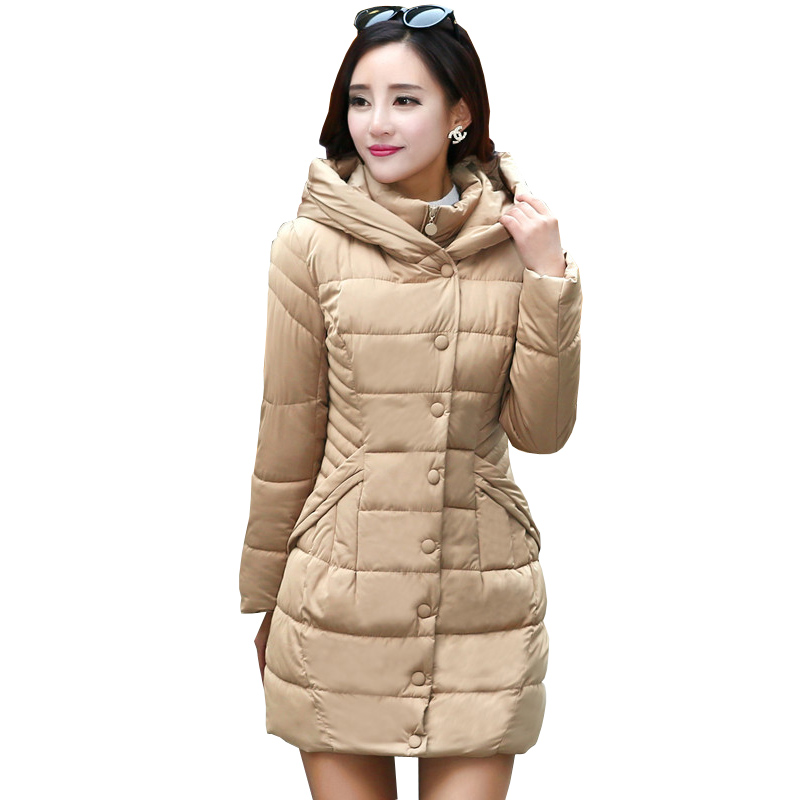 Women's Warm Down Jackets