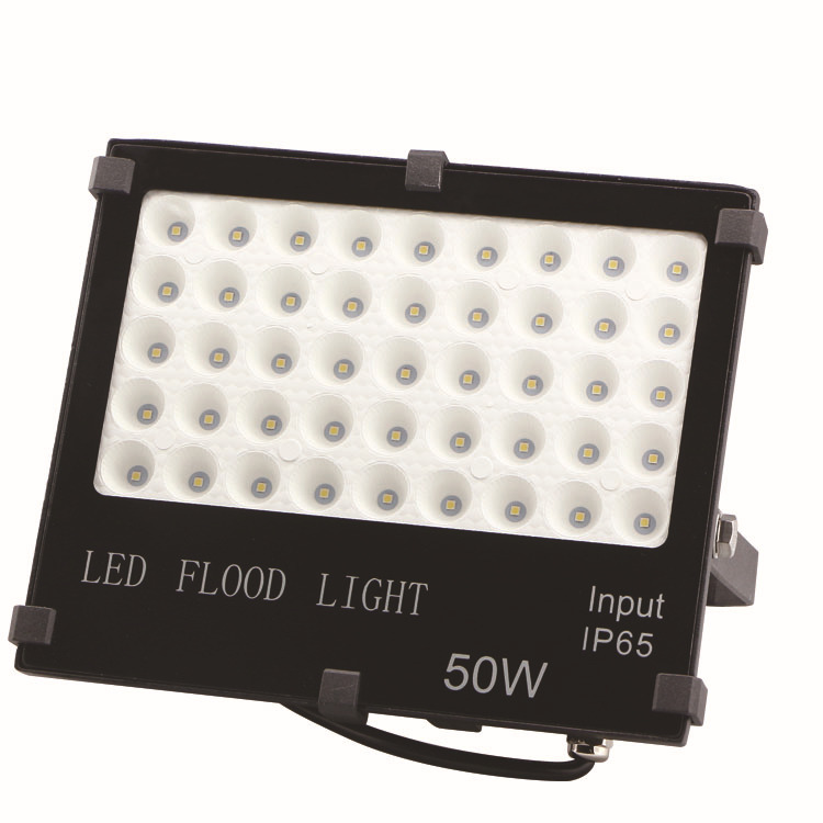 50W 220V outdoor LED Floodlight waterproof IP65 warm/cool white LED flood light free shipping ultrathin led flood light 200w ac85 265v waterproof ip65 floodlight spotlight outdoor lighting free shipping