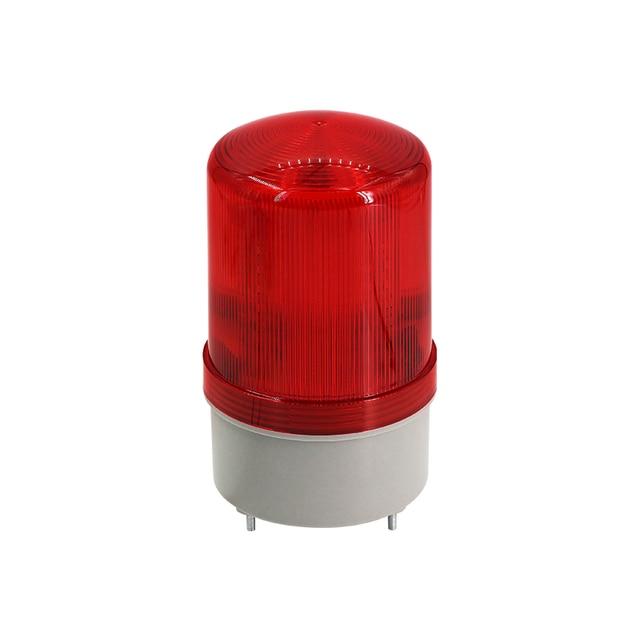 LPSECURITY na świeżym powietrzu stroboskop led migająca lampka migacz lampa alarmowa awaryjny sygnał ostrzegawczy dla żaluzja budowlana zewnętrzna otwieracz bramy silniki (bezgłośny)