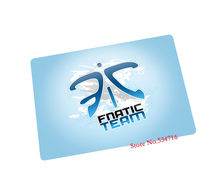 fnatic mouse pad High quality gaming mouse pad laptop large mousepad gear notbook computer pad to mouse gamer brand play mats