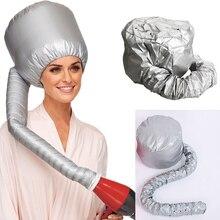 Portable Soft Hair Drying Cap Bonnet Hood Hat Womens Blow Dryer Curlformers Salon Supply High Quality