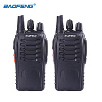 Baofeng 888s Walkie Talkie 2pcs/lot Baofeng BF 888S Portable Walkie Talkies BF 888S Two Way Ham Radio Communicator Transceiver