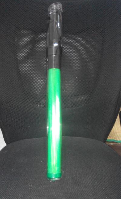 540mm Outdoor LED Traffic Safety Signal Warning Flashing Wand Baton Police Ref Baton Safety Signal Command Tool