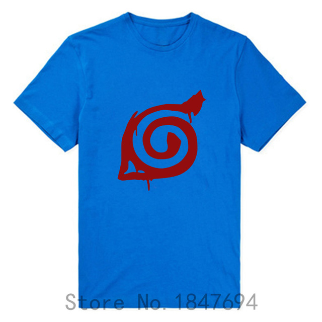 Leaf Village T-Shirt (Assorted Colors)