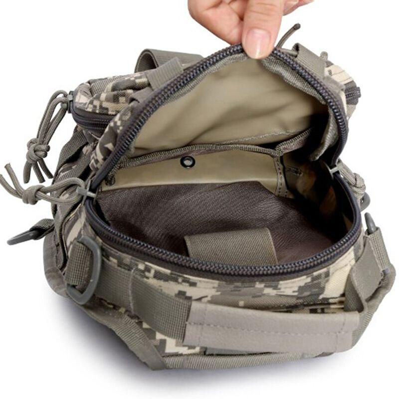 Men 1000D Nylon Waterproof Outdoor font b Sport b font Shopping Camping Hiking font b Bags