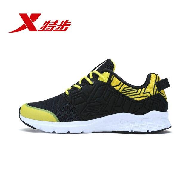 983319326212 xtep Мужская обувь спортивная обувь прогулочная обувь Осенняя повседневная обувь мужская прогулочная обувь сетчатый дышащий мужской