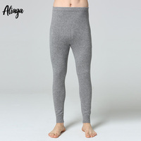 High Quality 100% Pure Cashmere Leggings for man