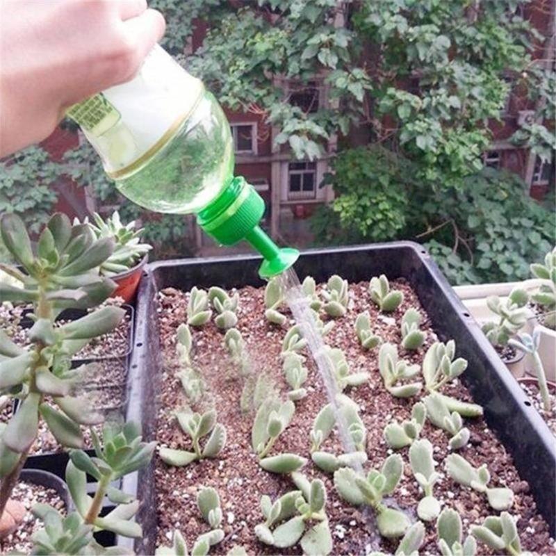 VP 1 лейка для полива цветов полив сад спринклеры полив бутылка для полива домашний горшок случайный цвет