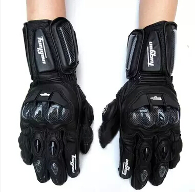 Super affordable afs10 motorcycle Riding gloves road racing glove cycling glove Genuine leather gloves Carbon