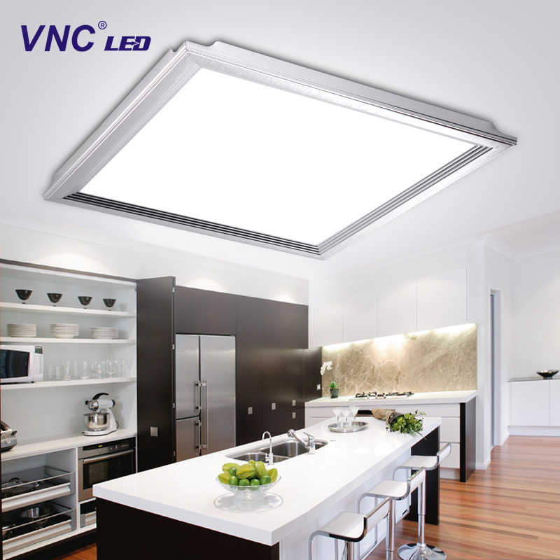 8W 12W 16W Ultra Thin Flush Mount Led Kitchen Lighting Fixtures LED Office Light And Aluminium