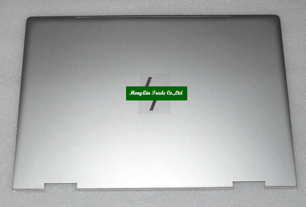 New 15 6 Silver LCD Back Cover for HP Envy X360 15 BP Laptop LCD Shell