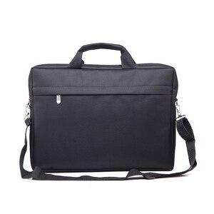 "Image 1 - Hot Sales General Size 14""15""15.4""15.6"" Laptop Zippe Handle Shoulder Messenger PC Carry Bag Pouch Case For Asus Acer Macbook"