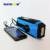 Manivela Solar Radio Cargador de Teléfono de Emergencia 2000 mAh Con la Linterna Brillante Estupenda