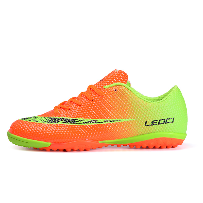 2018new Men TF Soccer Shoes Sport Football Shoes Kids Boys Indoor Turf  Football Boots Soccer Futsal Cleats Futbol Sala Hombre-in Soccer Shoes from  Sports ...
