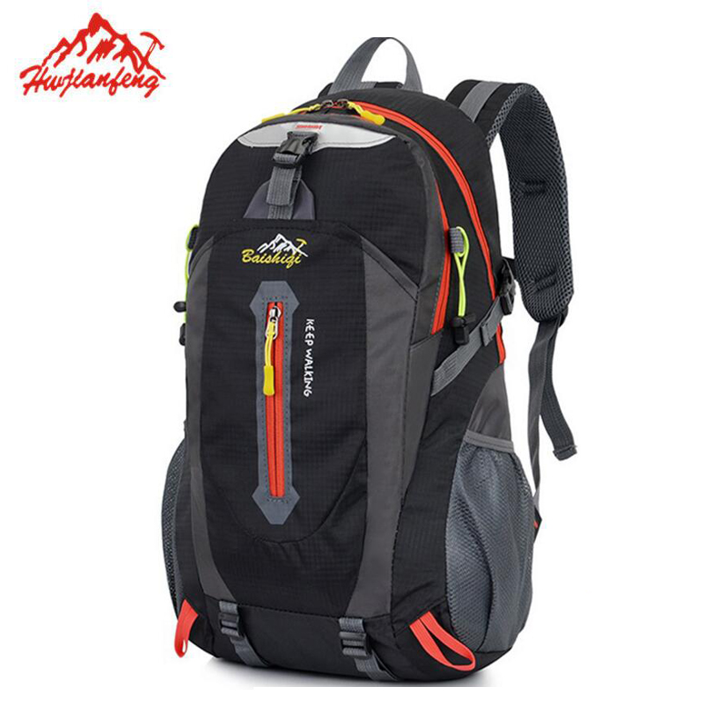 30L Backpack Outdoor Sport Bag Hiking Backpack Ultralight Camping Climbing Rucksack Waterproof Travel Bag Bicycle Backpacks