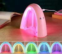 New Coming Mini Humidifier DC 5V Home Air Diffuser USB Portable Rainbow Design With Message Board