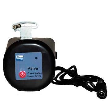 Spetu 2PCS/LOT Z-Wave Water Valve Smart Home Automation System Valve For Gas Water Control Z wave Water Leak Gas Leakage Sensor