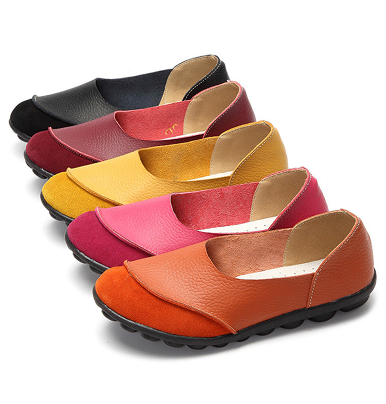 LL 987 (2) Women's Leather Shoes