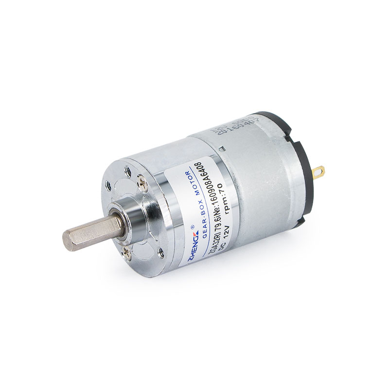 ZGA32RI miniature DC geared motor DC12v 24v 32mm geared motor in DC Motor from Home Improvement