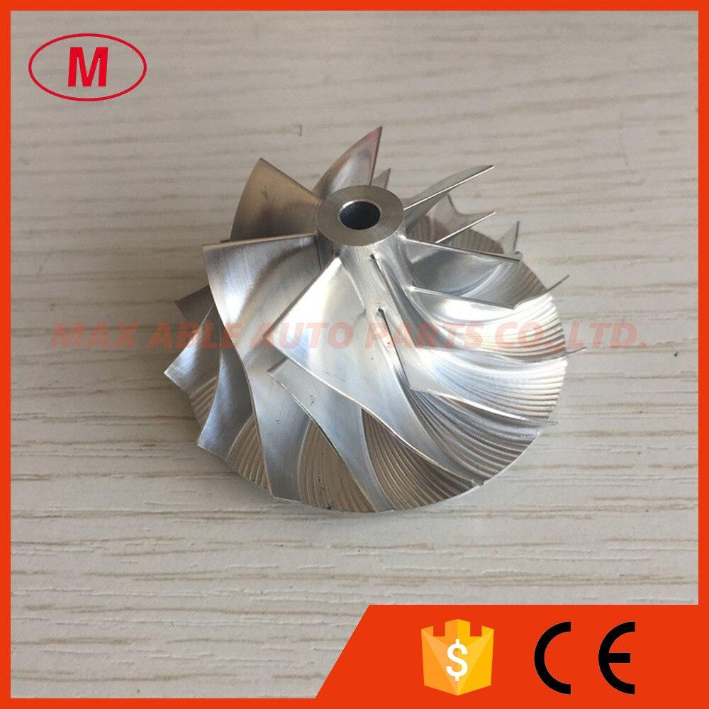 KP39 7 7 blades 33 60 46 00mm performance 5443 123 2023 Turbo Billet aluminun 2618