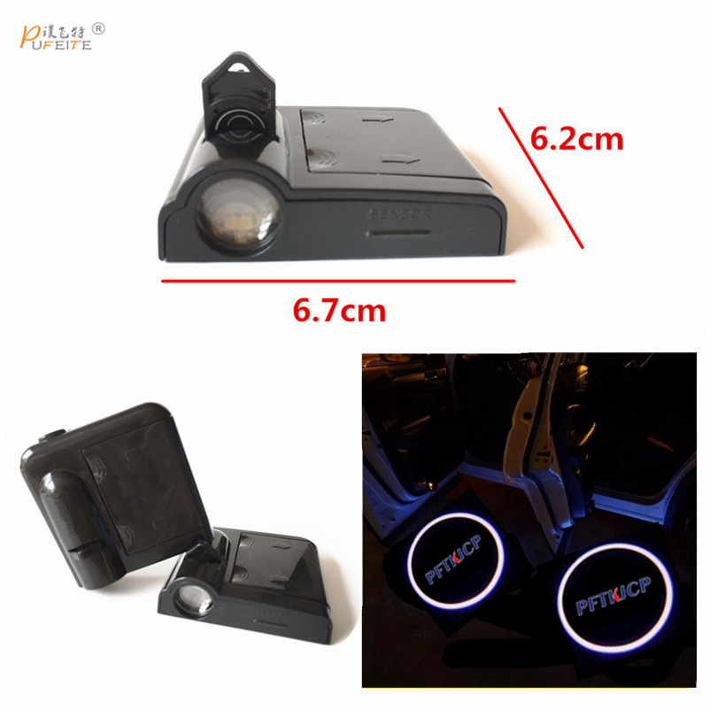 2x LED Car Door Logo Laser Projector Light Ghost Shadow Lights For Opel astra h j g insignia mokka zafira corsa vectra c antara for most cars 2pcs led car door light courtesy logo laser projector punching ghost shadow lamp lights for cadillac logo