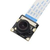 5 megapixel Raspberry Pi 3 Night Vision Camera OV5647 sensor Fisheye wide-angle Camera Module For Raspberry Pi 2 Model B/B+