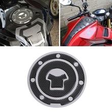 цена на Motorcycle Carbon Fiber Tank Pad Tankpad Protector Sticker For HONDA CBR600 F2