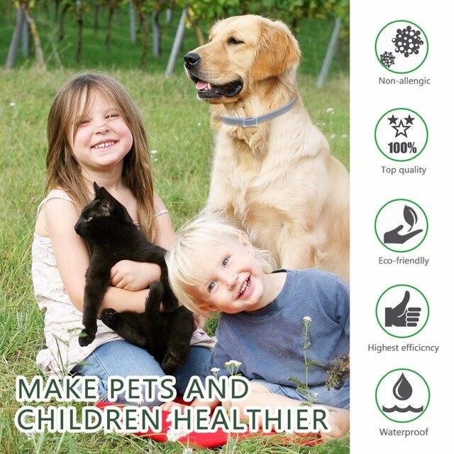 Waterproof Dog Collar Anti Flea Mosquitoes 2