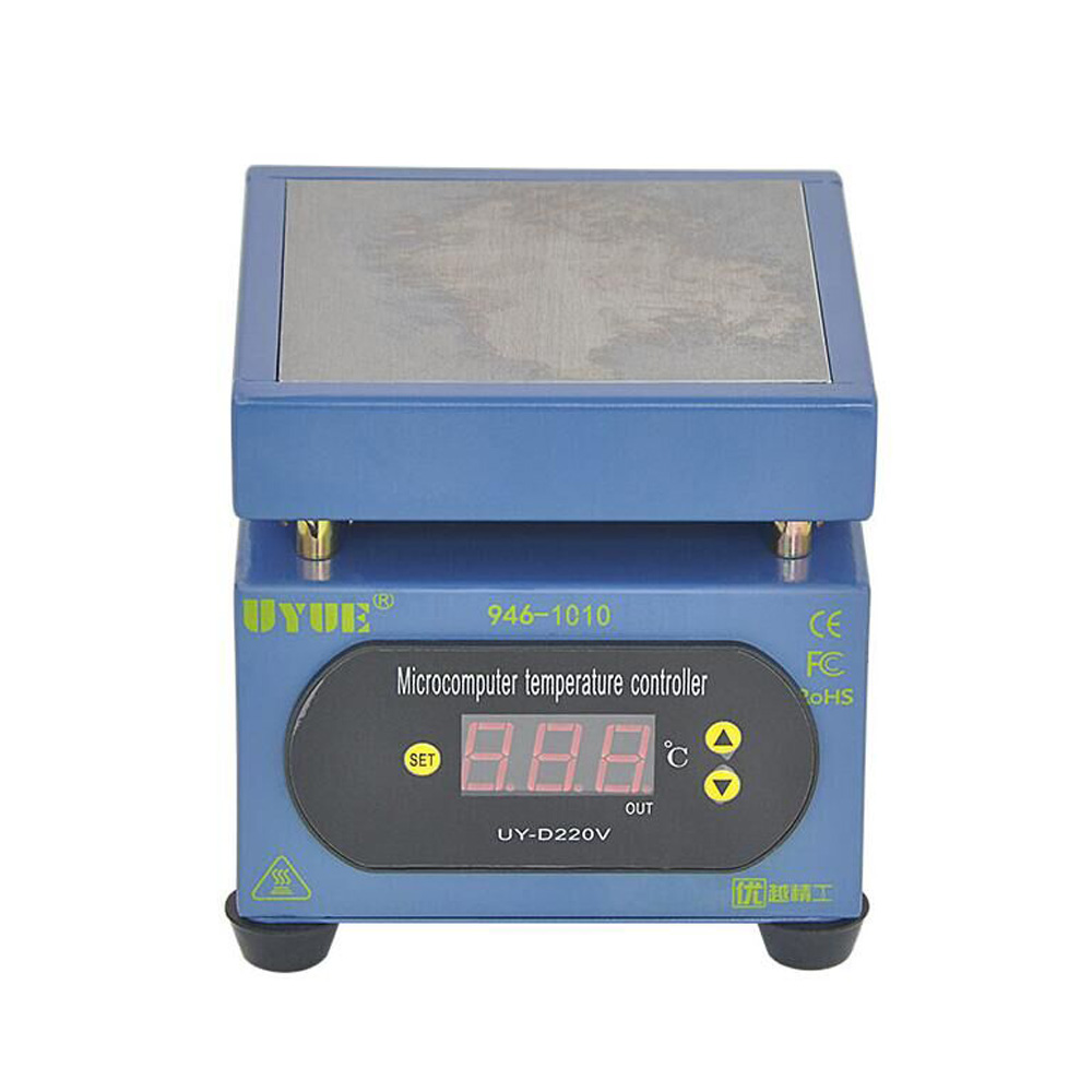 220V 300W Constant Temperature Heating Table PCB Hot Plate Preheating Station For Mobile Phone Split Screen