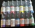 Surpresa Preço! 14 Cores Do Tatuagem Pigmento da Tinta 0.5 OZ 15 ml Para O Abastecimento de Tatuagem